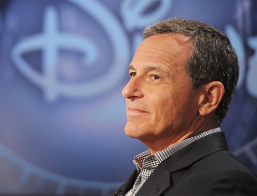 The Walt Disney Company Ties Bob Iger's Pay To Future of Company