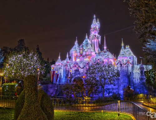 14 'Snow' Sightings to Discover During Holidays at the Disneyland Resort