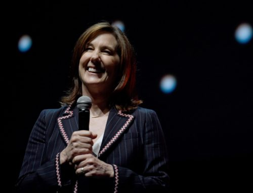 Kathleen Kennedy on Board to Pilot Lucasfilm into Another Galaxy Far Far Away for Another Three Years
