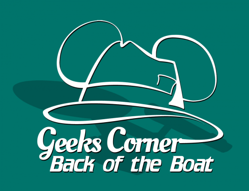 The Man Trap – Geeks Corner – Back of the Boat
