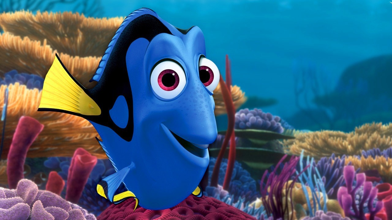 Finding Dory - Dory