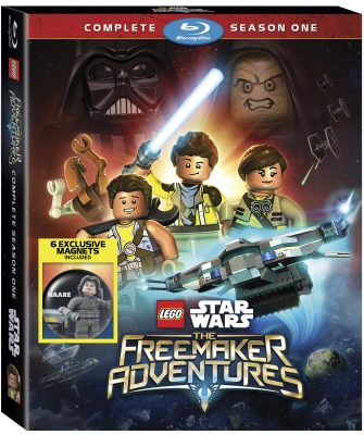 Lego Star Wars Freemaker Season One on Blu-ray and DVD December
