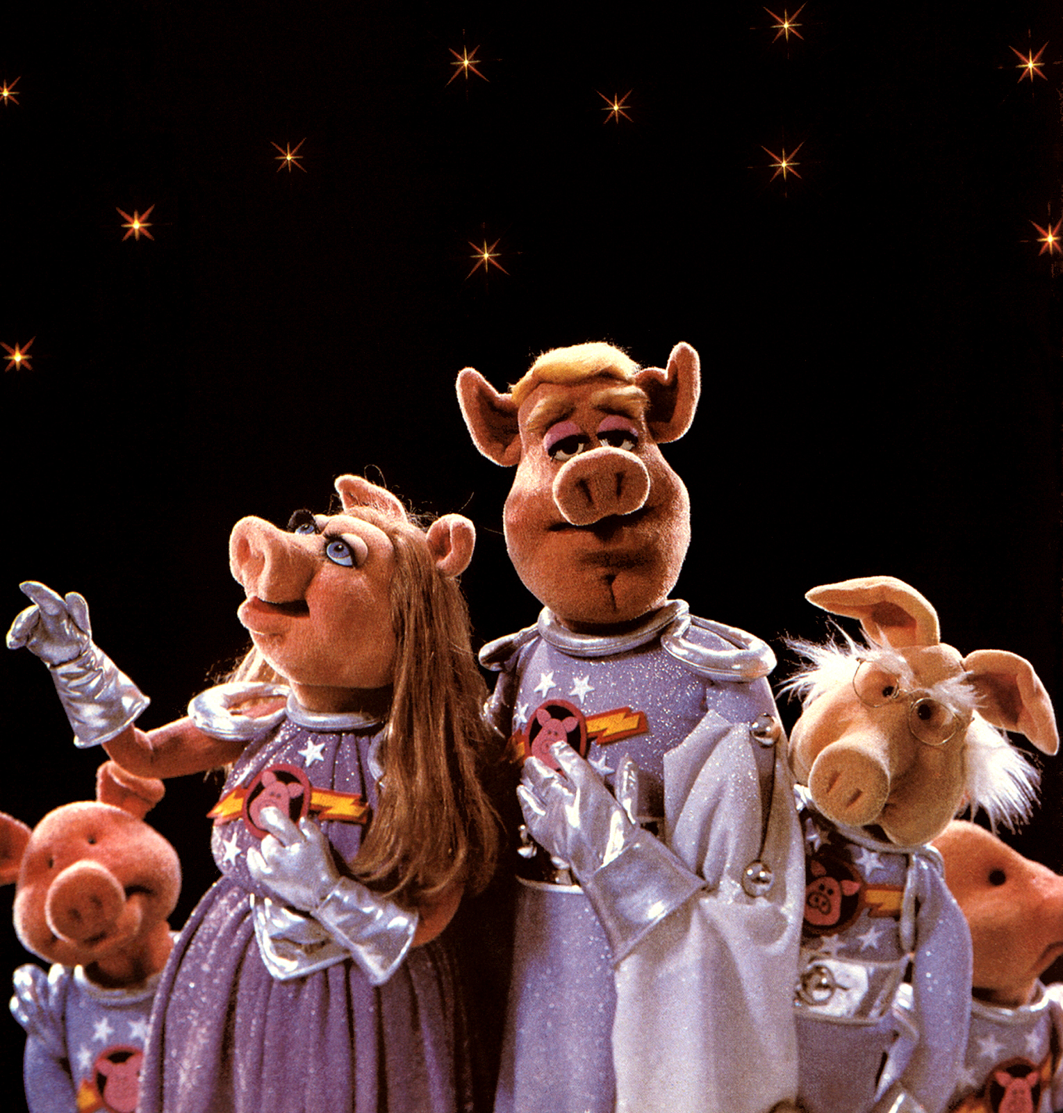 Harry Potter Muppets: Pigs In Space Getting New Episodes From The Muppets