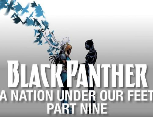 Marvel Comics News Digest 1/23 – 1/27/17 Featuring Black Panther and Thunderbolts