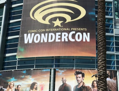 Wondercon 2017 – My First Experience