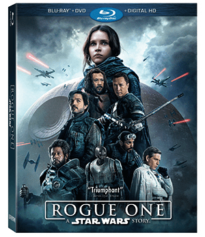 Rogue One: A Star Wars Story Cover Art
