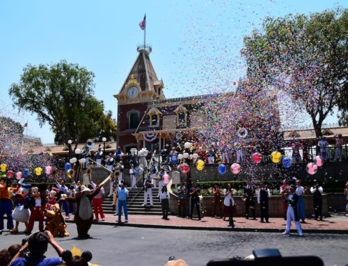 Disneyland to Celebrate 63rd Birthday with Special Pre-Parade Celebrations
