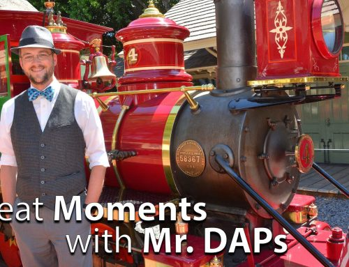 Halloween, Cars, Star Wars, and More – Great Moments with Mr. DAPs