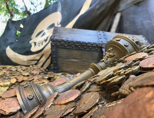 Shopping for Treasure at the Disney Parks