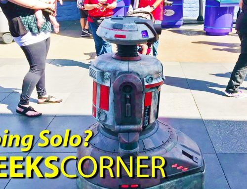 Going Solo? – GEEKS CORNER – Episode 803