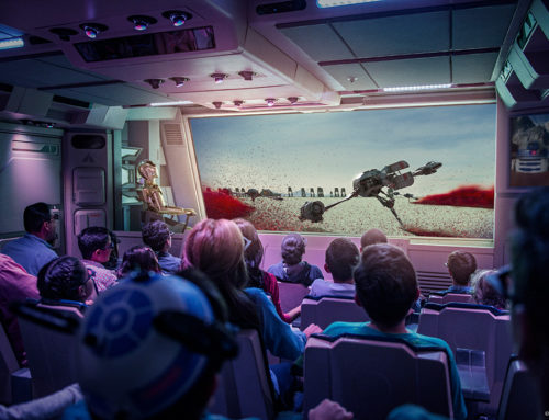 New Star Tours – The Adventures Continue Announcement Teases More!