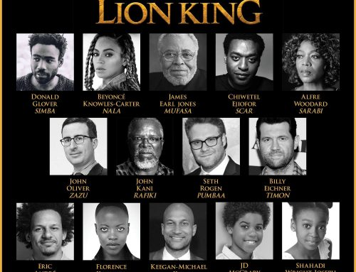 Cast Announced for Disney's Big-Screen Retelling of The Lion King
