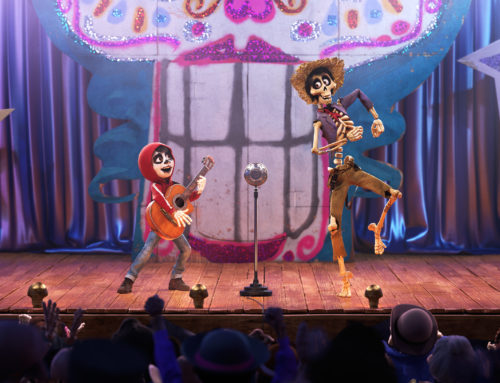 Disney-Pixar's COCO Helps Kick Off GRAMMY Music Education Coalition