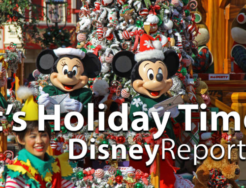 It's Holiday Time – Disney Reporter