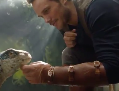 Six Second Tease of Jurassic World: Fallen Kingdom is Adorable and Terrifying