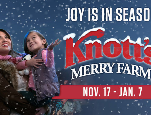 Knott's Merry Farm 2017 Brings Back Festive Favorites and New Food