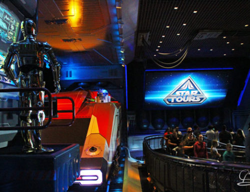 Star Tours – The Adventures Continue With New Adventures – Review