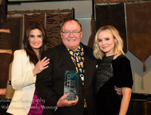 John Lasseter Honored with Diane Disney-Miller Lifetime Achievement Award by Walt Disney Family Museum