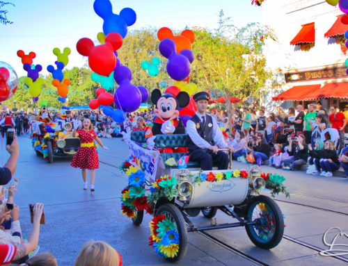 Celebrate #HappyBirthdayMickey With Mickey Mouse