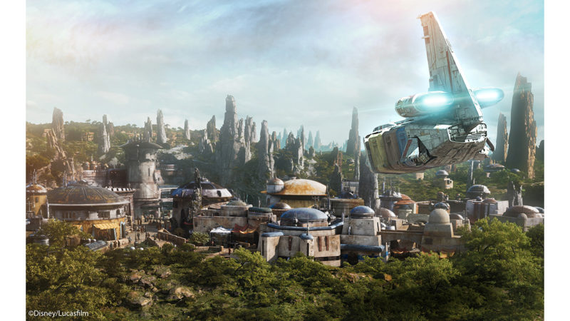 Batuu - Star Wars: Galaxy's Edge Planet
