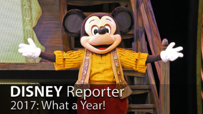 2017: What a Year! - DISNEY Reporter