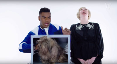 Fear Box with John Boyega and Gwendoline Christie