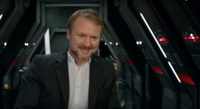 Rian Johnson - Star Wars: The Last Jedi