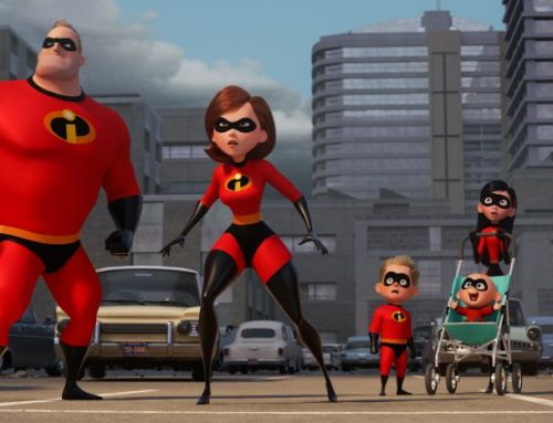 Incredibles Day Celebrated With Giveaways, New Products, and Super Activities by Filmmakers and Fans!