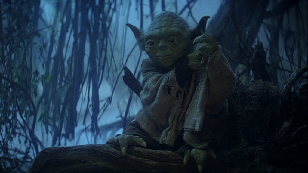 Yoda - Star Wars: The Empire Strikes Back
