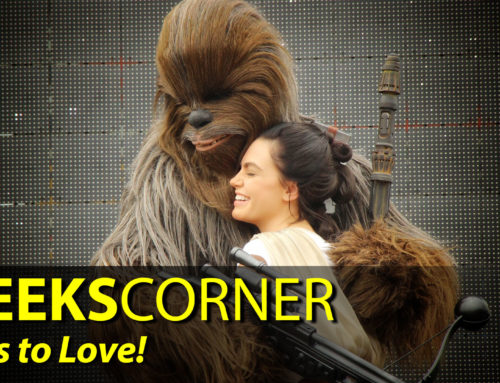 Lots to Love! – GEEKS CORNER – Episode 820