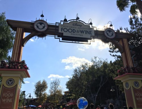 Your Guide to the 2018 Disney California Adventure Food and Wine Festival