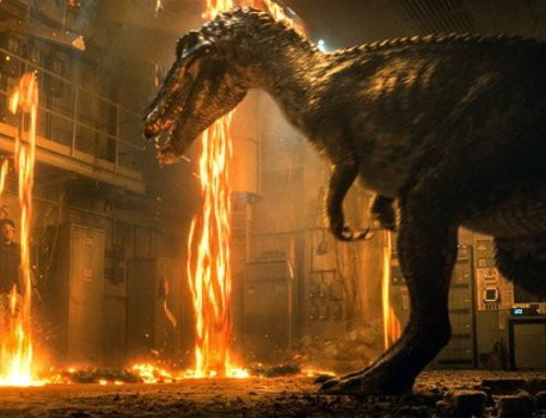 New Jurassic World: Fallen Kingdom Trailer Terrifies During Super Bowl