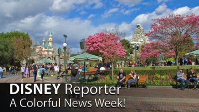 A Colorful News Week! - DISNEY Reporter