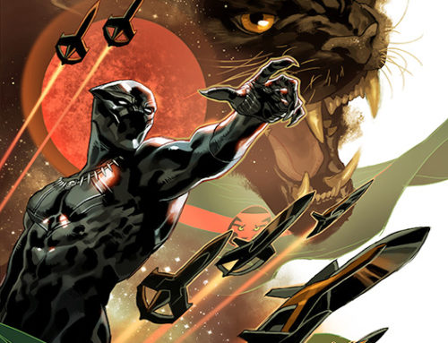 Marvel Comics News Digest Featuring New Black Panther & Captain Marvel