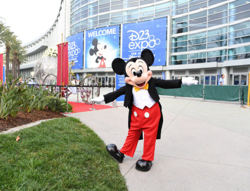 D23 Expo Returns in August 2019 and Brings All of Disney's Wonderful Worlds Together in Anaheim, CA