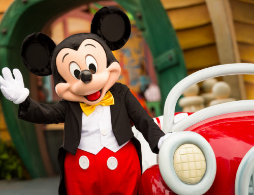 Mickey Mouse Kicks Off Celebration of 90 Years at Disneyland!