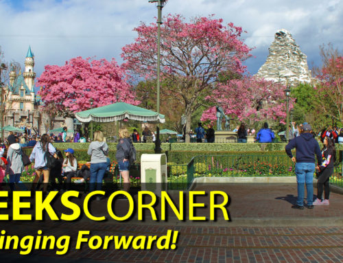 Springing Forward! – GEEKS CORNER – Episode 823