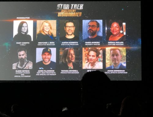 Star Trek: Discovery Visionaries Explains the Making of a Modern Trek