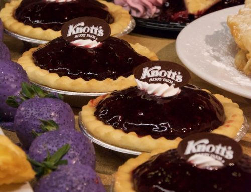 Even Better Food and Treats at the 2018 Boysenberry Festival at Knott's