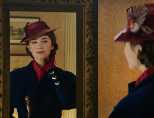 Disney Teases Magical Movie Mary Poppins Returns With Teaser Trailer