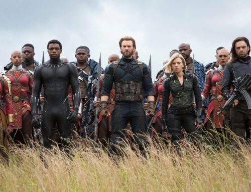 Marvel Studios Releases Special Look at Avengers: Infinity War