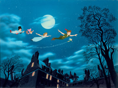 Peter Pan Soars Into the Walt Disney Signature Collection on Digital May 29 and on Blu-ray June 5