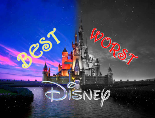 8 Best/Worst from Disney Films