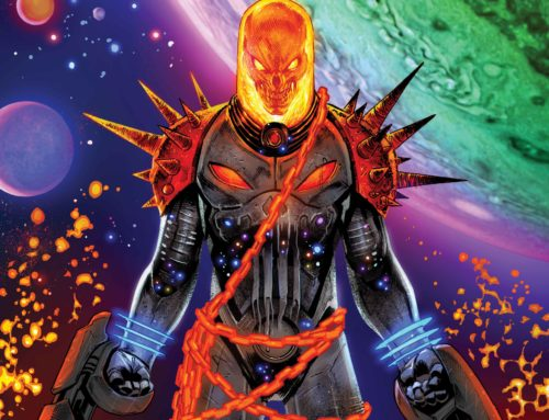 Marvel Comics News Digest Featuring Cosmic Ghost Rider