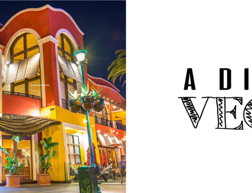 A Disney Vegan: Tortilla Jo's Restaurant