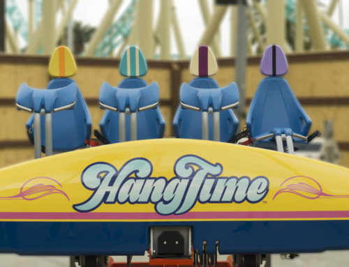 Knott's Hangtime Grand Opening Announced