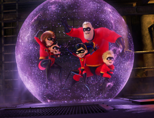 New Trailer Released for Disney-Pixar's Incredibles 2