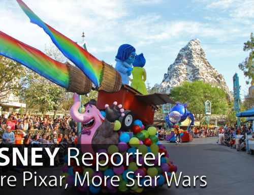 More Pixar, More Star Wars – DISNEY Reporter