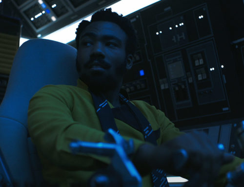 Solo: A Star Wars Story Clip is All About Risk!