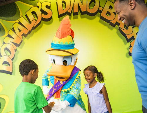 It's a Dandy Time for Dads this Father's Day at Walt Disney World Resort